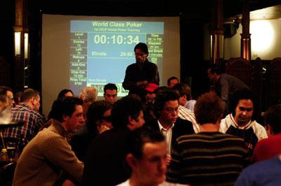 WorldCass Poker Room