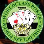world class of poker