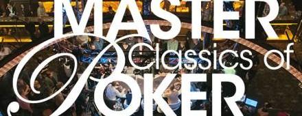 Programma Master Classics of Poker bekendgemaakt