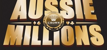 Main Event Aussie Millions is begonnen