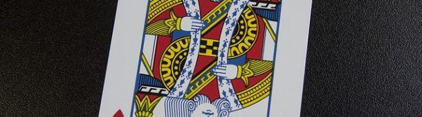 Versla de harten koning bij het online casino voor extra prijzen