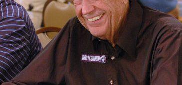 Doyle Brunson neemt afscheid op WSOP met 6de plek